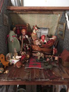 Jumble/toy room ... hoarding?