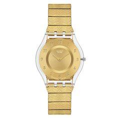 Reloj Dorado Mujer-Falabella.com