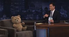 In Case You're Interested - #Ted On Jimmy Kimmel Live