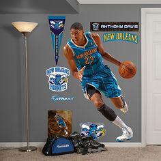 Anthony Davis, New Orleans Hornets
