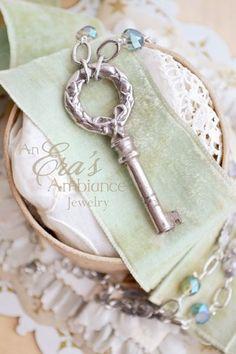 ❥ vintage key | Key to my heart | Pinterest)