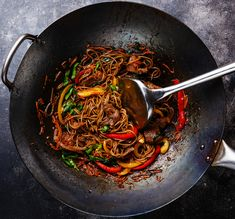 Asian Recipes, Ethnic Recipes, Japchae, Food Art, Food And Drink, Japanese, Recipes, Food, Asia