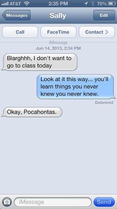 When Disney Superfans Text | Oh My Disney