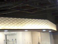 MDF Laser Cutting for decoration Location: Lotte Mart Motive: Batik