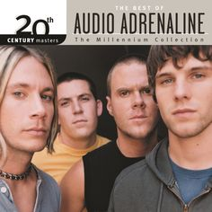 """""""Big House"""" by Audio Adrenaline added to Fave Christian playlist on Spotify"""