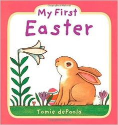 Simple book showing secular symbols and their connection to Easter.
