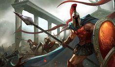 Pantheon   League of Legends