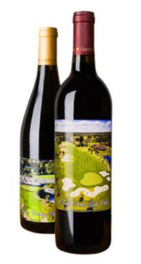 Personalize a bottle of world class wine. www.personalwine.com