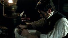 Richard Armitage, Mr. John Thornton - North & South directed by Brian Percival (TV, Mini-Series, BBC, 2004) #elizabethgaskell