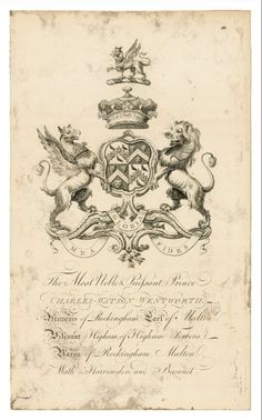 Coat of Arms Print : Family Crest - C. English Armorial Engravings print poster - Heraldy p Hand Art, Family Crest, Crests, Vintage Labels, Gravure, Coat Of Arms, Detailed Image, Image Shows, Printing Process