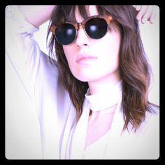 Zara Black lens Tortoise shell Frame Sunglasses Zara Black lens Tortoise shell Frame Sunglasses  Like new. Retail $29. Comes with case. Zara Accessories Sunglasses