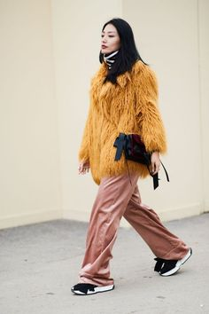 The Only Street Style Outfits You Need to See From Pitti Uomo | WhoWhatWear.com | Bloglovin'