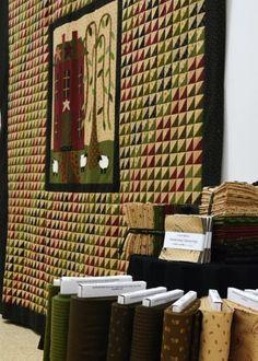 Featured Quilt Shop: Yoder Department Store « modafabrics