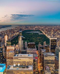 Marco DeGennaro Captures Stunning Cityscapes of New York From Above #inspiration #photography