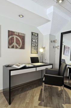 Jurnal de design interior - Amenajări interioare : Loft pe două nivele în Toronto, Canada