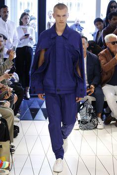Chalayan Spring 2018 Menswear Collection Photos - Vogue