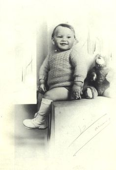 2 year old Claude perished in Auschwitz on August 19, 1942.