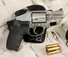 Then Smith produced the Model 640 Pro Series, perhaps the best J-frame ever! The Model 640 Pro is a Performance Center pistol that reminds me of the Smiths of old. The 640 Pro is based on a Model stainless, five shot Magnum, with a barrel. Pocket Holster, The Fitz, Most Popular Series, Custom Holsters, Security Tools, 357 Magnum, Smith N Wesson, Night Sights, Revolvers