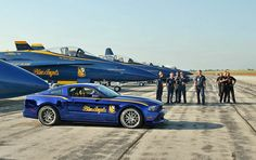 """Home Discover Blue Angels with """"unique""""Ford Mustang Prize provided by The Ford Motor Company. Military Jets, Military Aircraft, Military Soldier, Airplane Fighter, Fighter Aircraft, Air Fighter, Fighter Jets, Mustang Cars, Ford Mustang"""