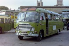 https://flic.kr/p/xNvfmT | Bedford with a Duple body SB 610 FAE, Weston | A Bristol registered Bedford with a Duple body. Location unknown. Severn Valley Coaches, Avonmouth?.