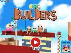 Niet zo lang geleden kwam de app Toca Boca – Builders uit. Binnen deze app kun je met verschillende kleuren blokken en figuurtjes van alles ...