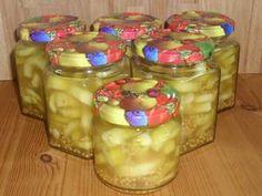 Rezept: Honiggurken