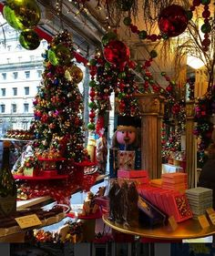 Glide down the Rhine River on a cruise to visit the European Christmas markets in December.
