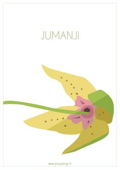 Biollywood - Jumanji (1995) #biollywood #plant #minimal #movie #jumanji