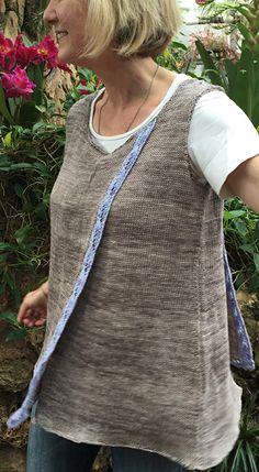 Bay laurel pullover : Knitty.com - Spring Summer 2016