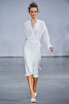L'Wren Scott Spring 2012 If I ever make the big bucks - it will mean a wardrobe of L'Wren Scott...( a girl can dream!)