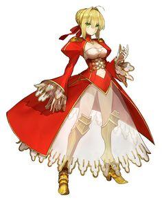 「Fate」シリーズの新作アクション「Fate/EXTELLA」が年内に発売。変身することでパワーアップする「形態変化(フォームチェンジ)」の情報も明らかに - 4Gamer.net