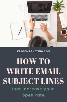 Subject Lines Dos Donts and Why They Matter KRose Marketing - Email Marketing - Start your email marketing Now. - How to write email subject lines so people read your emails Email Marketing Software, E-mail Marketing, Facebook Marketing, Business Marketing, Content Marketing, Online Marketing, Digital Marketing, Marketing Strategies, Marketing Ideas