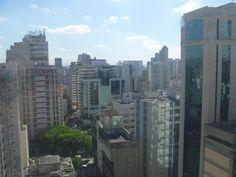 Sao Paulo, Huge City!