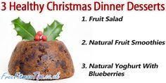 3 Healthy Christmas