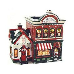 Department 56 Snow Village Mainstreet Gift Shop *** To view further for this item, visit the image link.