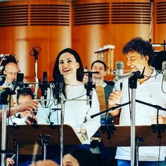 "51 Likes, 1 Comments - John Lanphier (@lanphierjohn) on Instagram: ""Sonya Yoncheva and Jonas Kaufmann during the recording session for Jonas' new album of French opera…"""