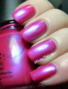 China Glaze Caribbean Temptation My NEW FAV color!!!!!