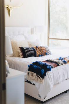 STYLECASTER | Tiny Bedrooms | Mackenzie Kendall