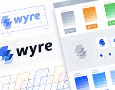 "Check out this @Behance project: ""Wyre Branding"" https://www.behance.net/gallery/50060049/Wyre-Branding"