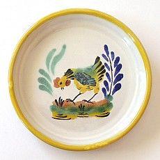 Emilia Ceramics Rooster Ceramic Coaster