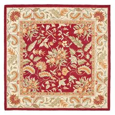 Have to have it. Safavieh Chelsea HK141C Area Rug - Red - $39.99 @hayneedle
