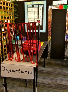 Dramatic Play | Early Life Foundations - Kathy Walker role play, airport classroom, dramat play, airport theme, foundation, airport pretend play, airport dramatic play, pretend play school, dramatic play airport