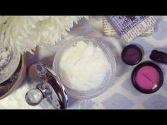 Homemade (DIY) Chafing Cream - YouTube