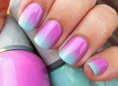 Difuminado colores pastel