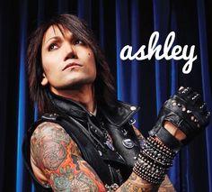 Ashley Abrocket Purdy