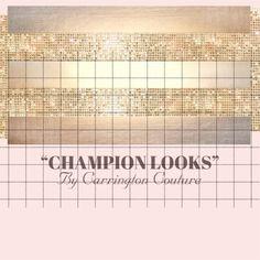 Elegant Gold Sequins Light Pink Striped *NO SHINE Business Card | Zazzle.com