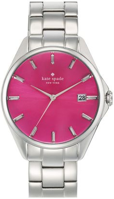 Kate Spade New York 'seaport Grand' Bracelet Watch $225.00 thestylecure.com