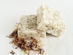 Calendula and Vanilla Soap