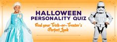 Discover the costume that's meant for them! Is your kiddo a heroic do-gooder in the making like Buzz Lightyear, a dazzling princess like Belle or an inquisitive explorer similar to a certain Alice in Wonderland? Gather the family around for an insightful Halloween personality quiz and get to the bottom of this dress-up dilemma in …