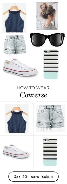 2019 Casual Fashion Trends For Women - Fashion Trends Mode Outfits, New Outfits, Casual Outfits, Fashion Outfits, Converse Outfits, Summer Outfits With Converse, Casual Fashion Trends, Trendy Fashion, Net Fashion